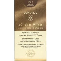 Apivita My Color Elixir Βαφή Μαλλιών 10.3 Κατάξανθο...