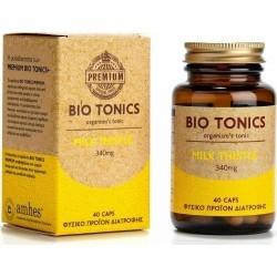 Bio Tonics Premium Milk Thistle 340mg 40caps