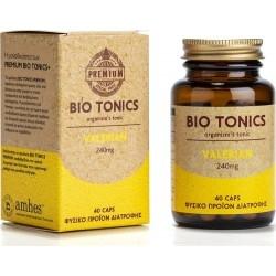Bio Tonics Premium Valerian 240mg 40caps