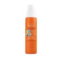 Avene Spray SPF50 Παιδικό Αντηλιακό Σπρέι Σώματος 200ml