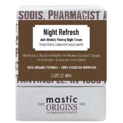 Mastic Origins Night Refresh Αντιρυτιδική &...