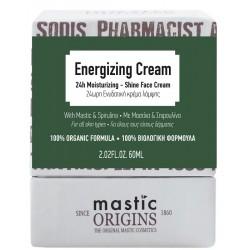 Mastic Origins Energizing Cream 24ωρη Ενυδατική...