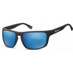 Montana Eyewear SP314C Polarized Γυαλιά Ηλίου Μαύρα...