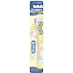 Oral-B Stages Οδοντόβουρτσα για Μωρά 4-24 Μηνών με...