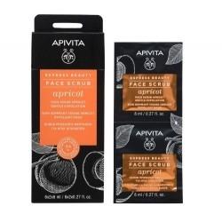 Apivita Express Beauty Τζελ Ήπιας Απολέπισης με...