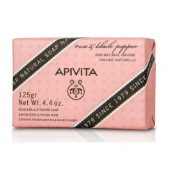 Apivita Natural Soap Σαπούνι με Τριαντάφυλλο &...