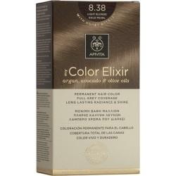 Apivita My Color Elixir Μόνιμη Βαφή Μαλλιών 7.35...