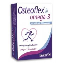 Health Aid Osteoflex & Omega 3 Διπλός Συνδυασμός...