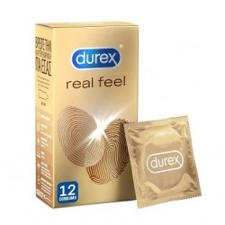 Durex Προφυλακτικά Real Feel 12τμχ