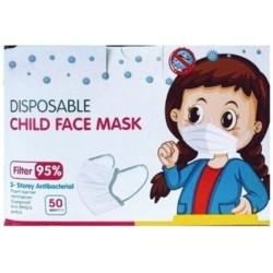 Παιδική Χειρουργική Μάσκα με Σχέδια 1τμχ