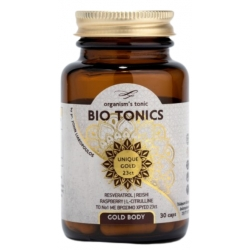 Bio Tonics Unique Gold Gold Body Συμπλήρωμα...
