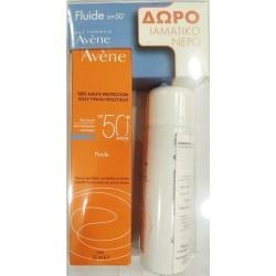 Avene Promo Dry Touch Fluide spf50+ & Δώρο...