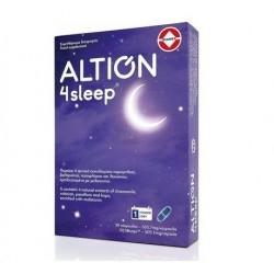 Altion 4sleep Συμπλήρωμα Διατροφής για τον Ύπνο 30caps