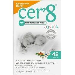 Vican Cer'8 Junior Economy Pack Εντομοαπωθητικά...