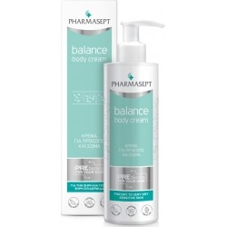 Pharmasept Balance Body Cream Κρέμα για Πρόσωπο και...