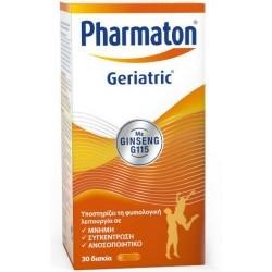 Pharmaton Geriatric με Ginseng G115 - Συμπλήρωμα...
