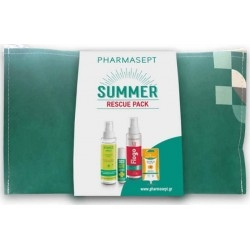 Pharmasept Summer Rescue Pack Insect Lotion 100ml...