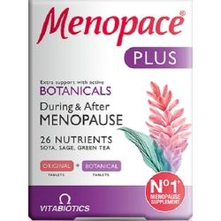 Vitabiotics Menopace Plus για τα Συμπτώματα της...