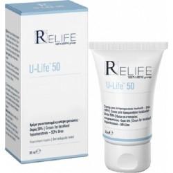Menarini Relife U-Life 50 Κρέμα για Εντοπισμένες...