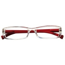 Espresso Occhiali Business Transparente/Rosso Γυαλιά...