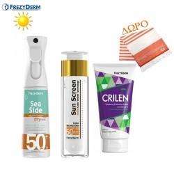 Frezyderm Summer Box 2  Color Velvet SPF50 + Sea...