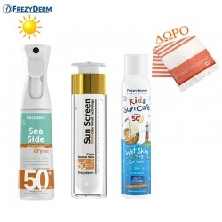 Frezyderm Summer Box 3  Color Velvet SPF50 + Sea...