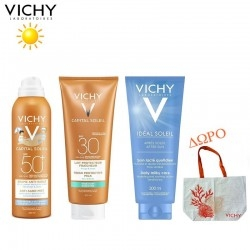 Vichy Summer Box 2 Capital Soleil Spray spf50 200ml...