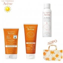Avene Summer Box 3 Intense Protect spf50 150ml +Lait...