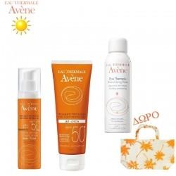 Avene Summer Box 4 Solaire Anti Age Teinte spf50 +...