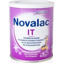 Novalac IT  Γάλα σε Σκόνη για Βρέφη 0-36m 400g