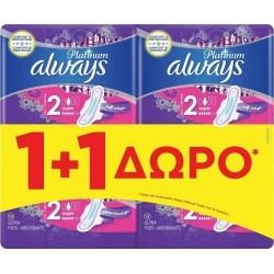 Always Platinum Ultra Μέγεθος 2 Super - Σερβιέτες Με...