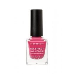 Korres Gel Effect Nail Colour 20 Pink Parfait Rose...
