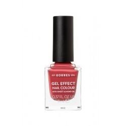 Korres Gel Effect Nail Colour 49 Moonstone Rose...
