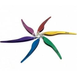 Medisei Τσιμπιδάκι Φρυδιών με Εργονομική Λαβή Μπλε 1τμχ