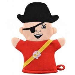 Standelli Παιδικό Σφουγγάρι-Γάντι Πειρατής 1τμχ