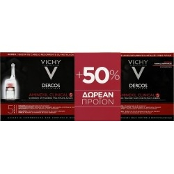 Vichy Promo Dercos Animexil Clinical 5 Men Αγωγή...