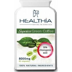 Healthia Superior Green Coffee Συμπλήρωμα Διατροφής...