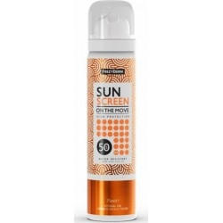 FrezyDerm Sun Screen On The Move spf50 Αντηλιακό...