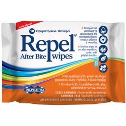 Uni-Pharma Repel After Bite Wipes Καταπραϋντικά...