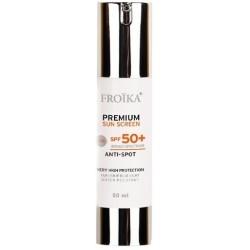 Froika Premium Sunscreen spf50+ Anti-Spot Αντηλιακή...