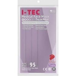 i-Tec Medical Face Mask Ιατρική Μάσκα Μίας Χρήσης...
