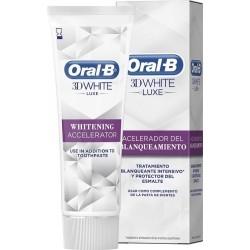 Oral-B 3D White Luxe Επιταχυντής Λεύκανσης 75ml