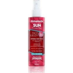 Heremco Histoplastin Sun Protection Invisible Mist...
