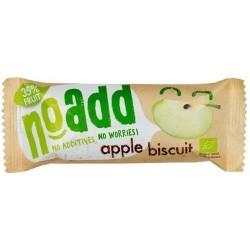 Belkorn NoAdd Apple Biscuit Οργανική Μπάρα με Μήλο 40g