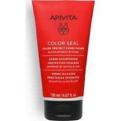 Apivita Color Seal Μαλακτική Κρέμα Μαλλιών για...
