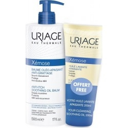 Uriage Promo Xemose Anti-Itch Soothing Oil Balm...