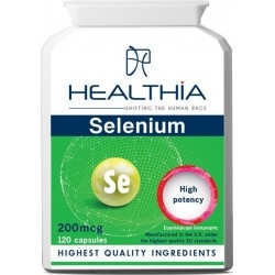 Healthia Selenium 200mcg Συμπλήρωμα Διατροφής με...