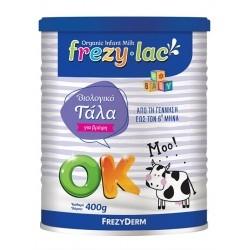 FrezyDerm FrezyLac OK Βιολογικό Αγελαδινό Γάλα σε...