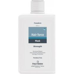FrezyDerm Hair Force Mask Μάσκα Μαλλιών Θρέψης και...
