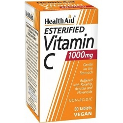 Health Aid Esterified Vitamin C 1000mg Εστέρας...